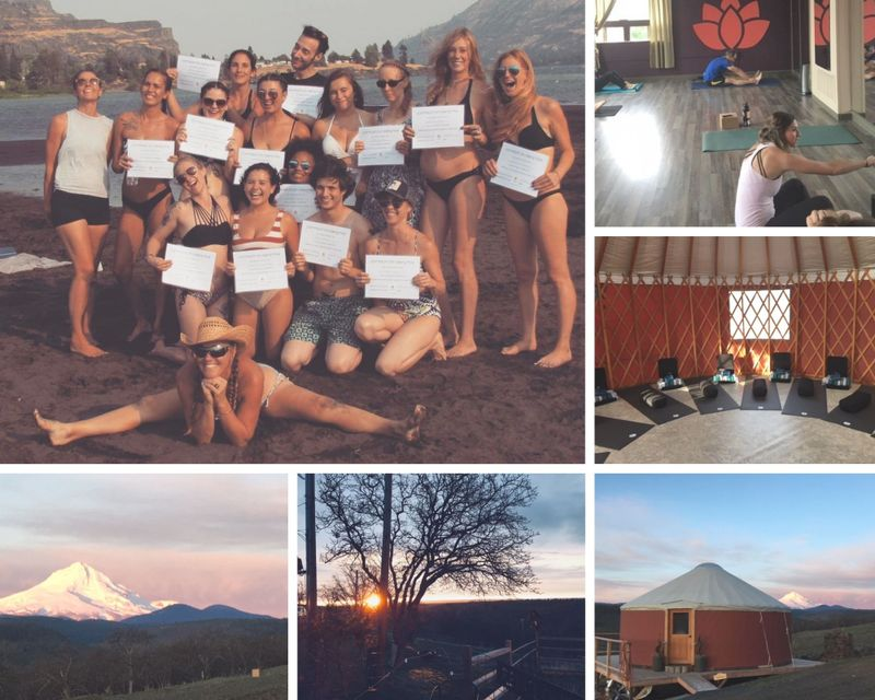 vinyasa ytt in oregon