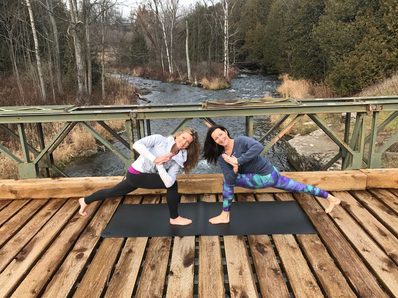 forks of the credit inn yoga retreat canada