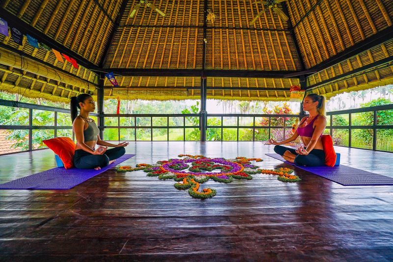 personalized yoga retreat ubud