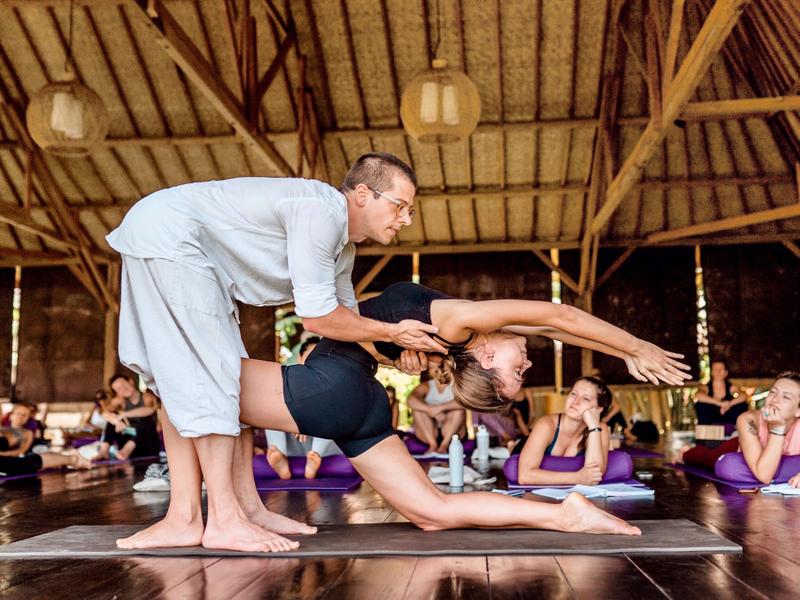 Kies een yogastijl die bij je past