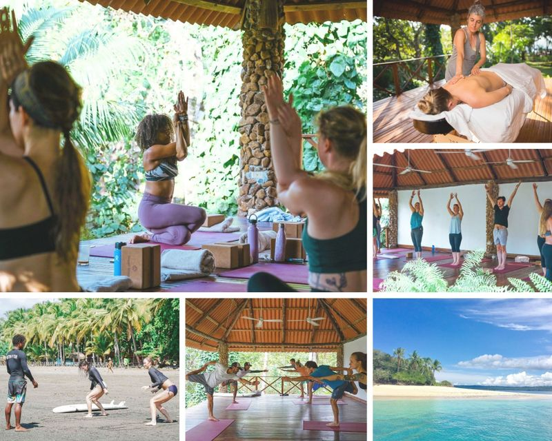 yoga retreat in Panama