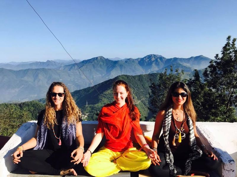 group yoga holiday and yoga retreat