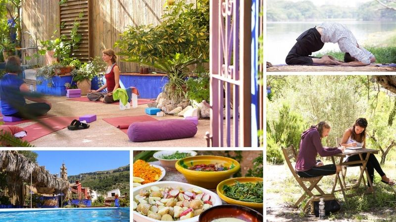 200 hour pranayama, chanting , meditation and yoga ytt in valencia