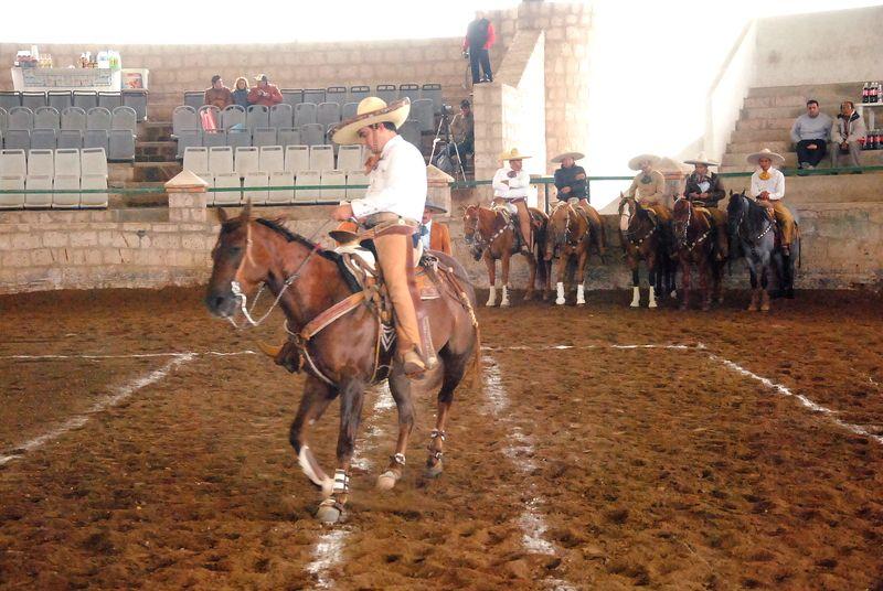 charreada in guanajuato
