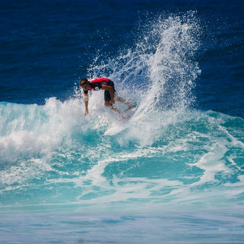 surfing is an olympic sport