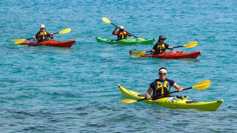 The Choice Of A Suitable Vessel Is Utmost Importance For Beginners In This Sport Your Kayak Should Suit Conditions Which You Are Paddling