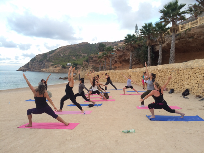 premier yoga holidays alicante