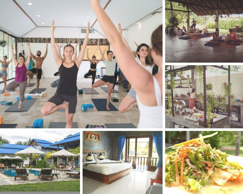 4 Day Wellness Retreat with Yoga, Meditation, and More in Ko Pha Ngan, Surat Thani