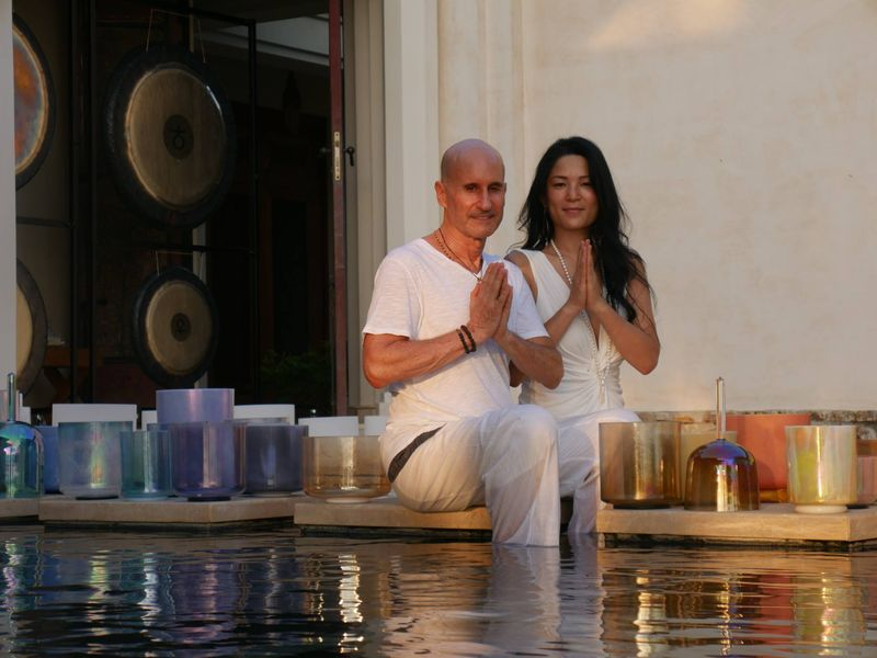 Good Vibrations: The Healing Power of Sound [Interview with Shanti Sounds]
