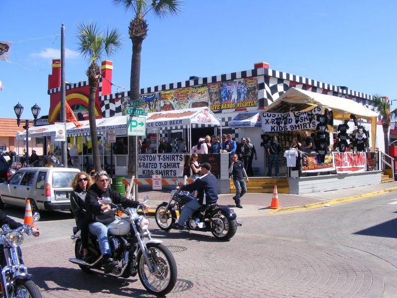 bikers restaurant