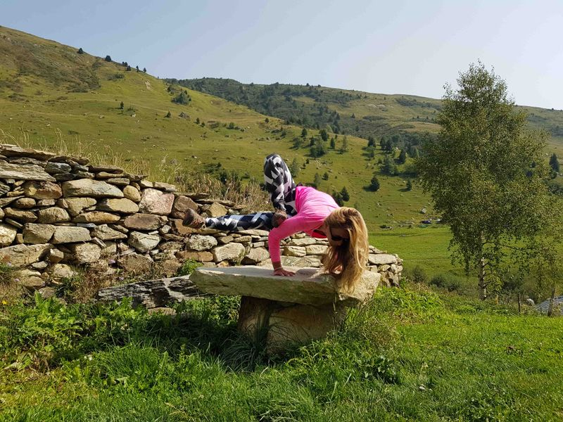 yoga retreat france