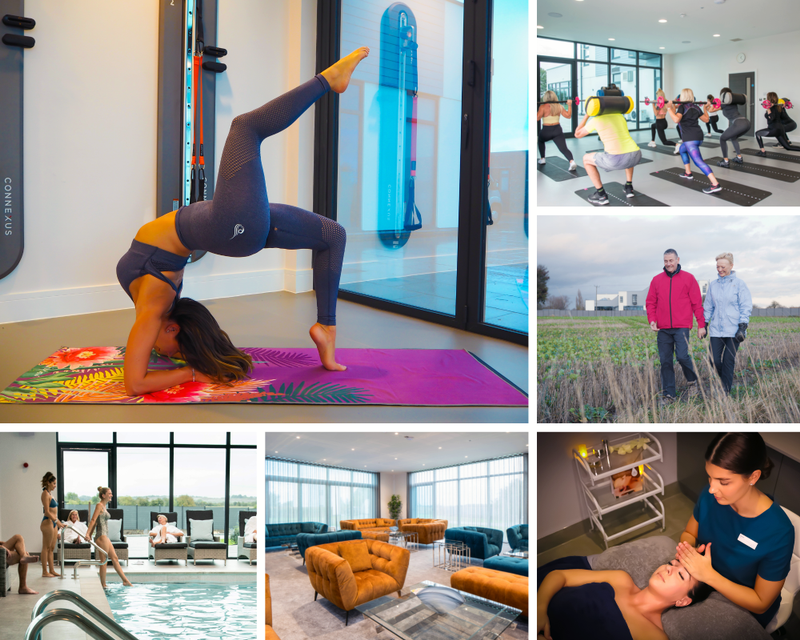 yoga retreat in UK