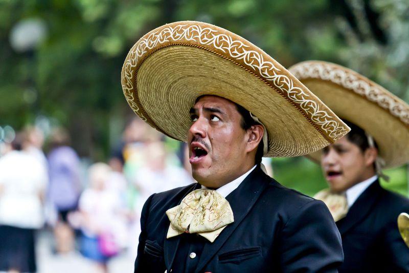 mexican singers mariachi