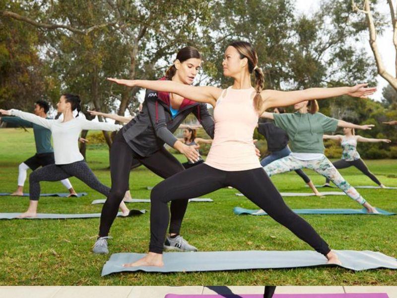 join a yoga teacher training course