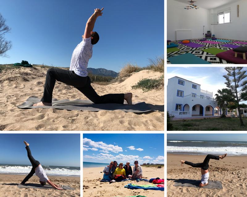 retiro de yoga en valencia