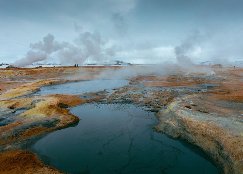Mývatn-Iceland