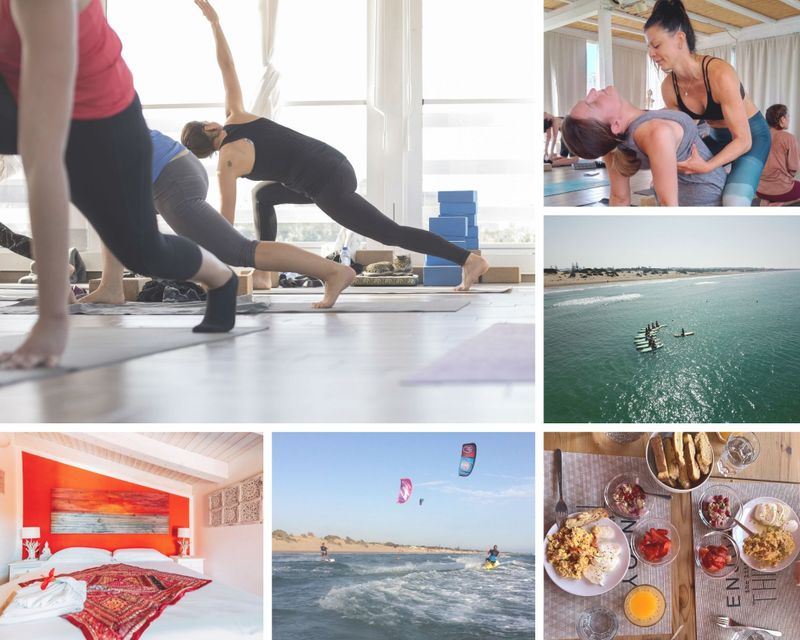 4 Day Yoga Immersion at The Beach in Sicily, Province of Ragusa