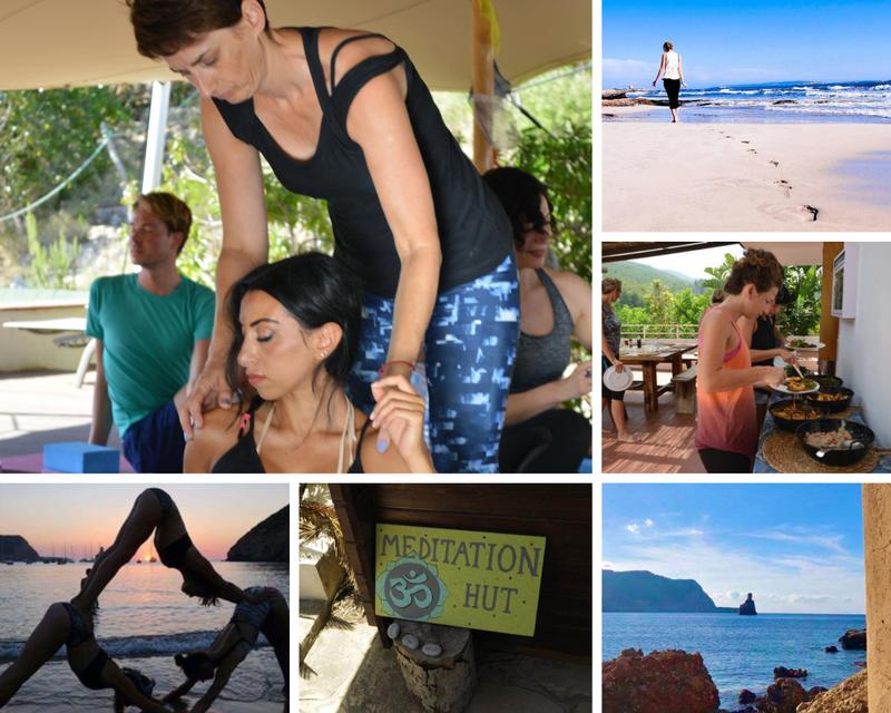 yoga retreat in Ibiza