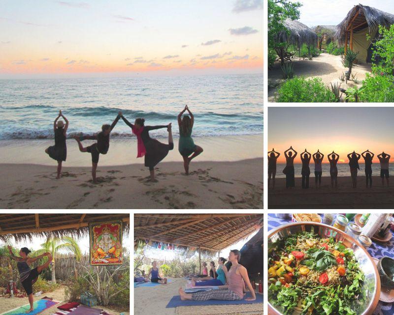 yogic lifestule intensive for women in baja california sur