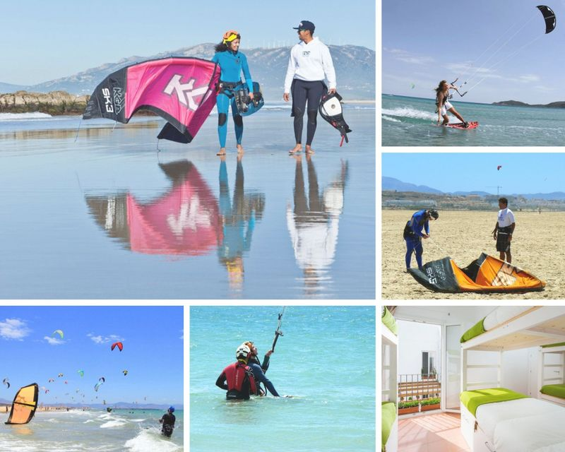 kitesurfing-camp-tarifa-spain