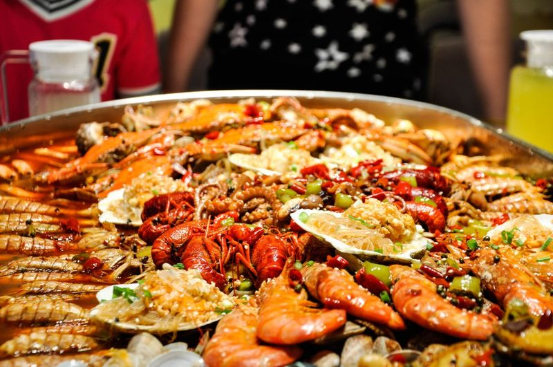 make your own paella
