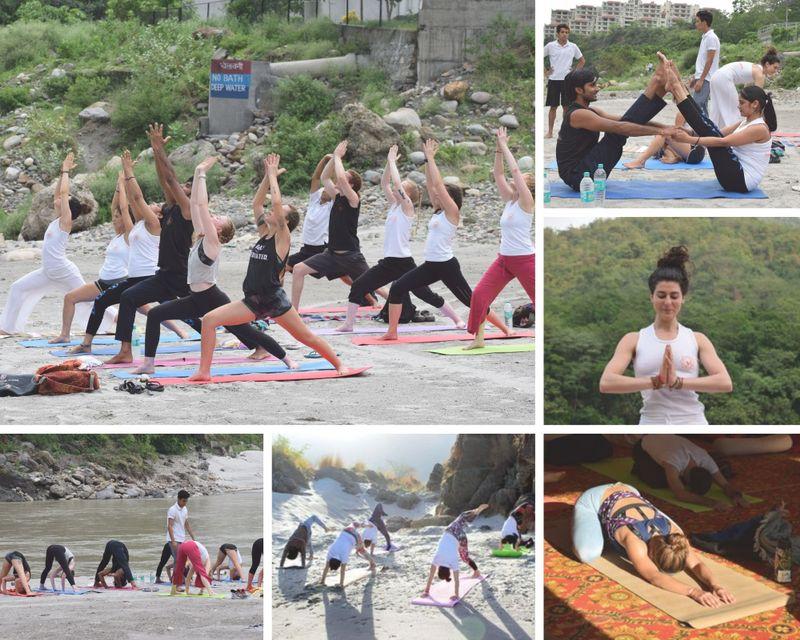 200-Hour Vinyasa-Ashtanga Yoga Teacher Training in Rishikesh, India