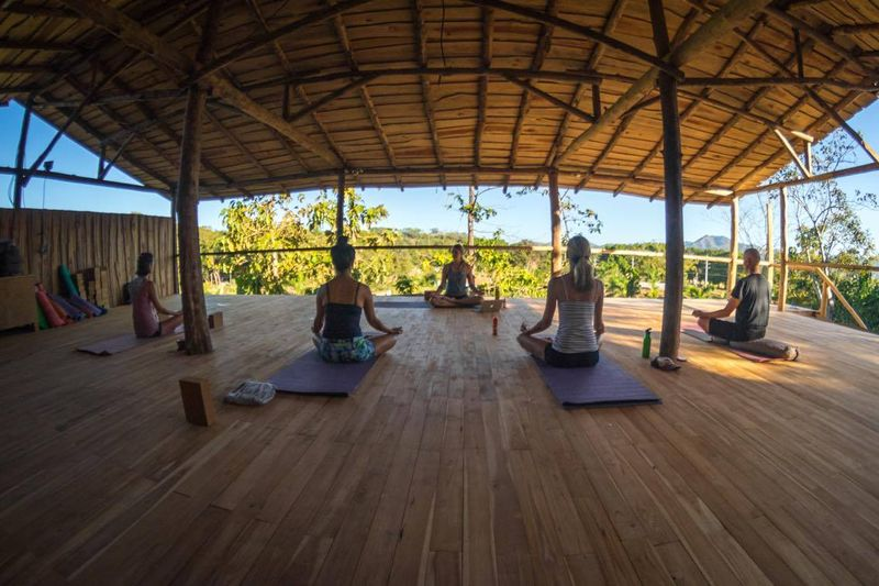 costa rica best yoga countries