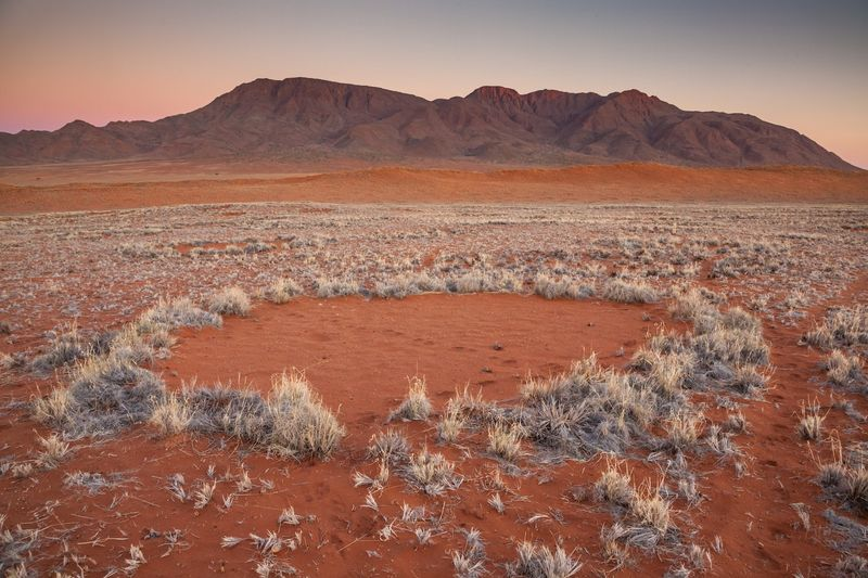 Namibia Travel - Fairy circles