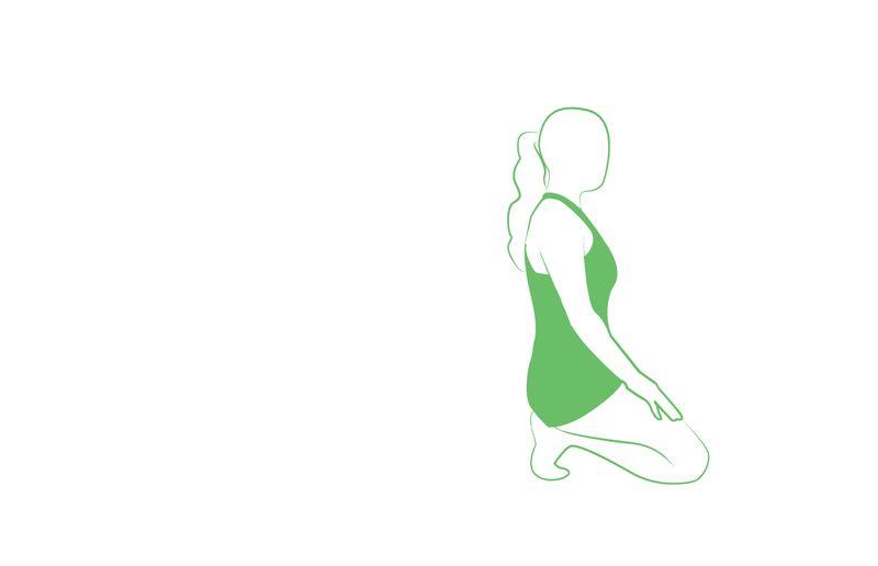 toebreaker yoga inspired stretch