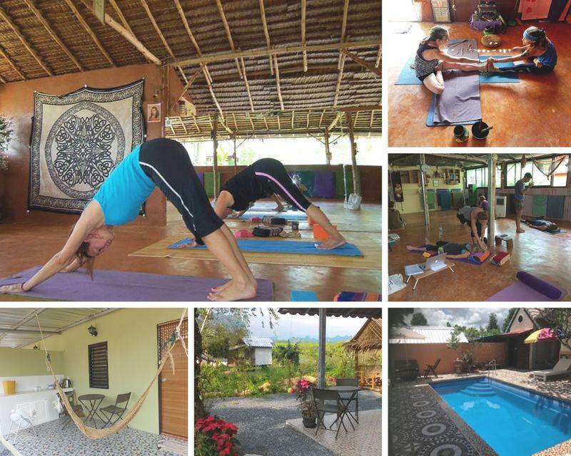 6 Day Reiki, Prema Healing Course (Level 1), and Yoga Retreat in Ao Nang, Krabi