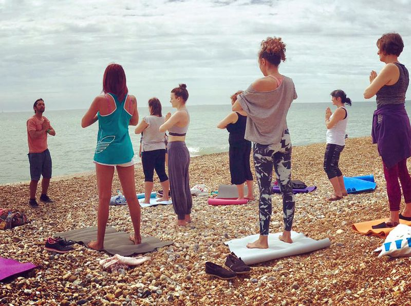 yoga retreat in kent