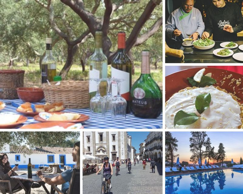 8 Days Guided Bike Tour and Cooking Holiday in Portugal