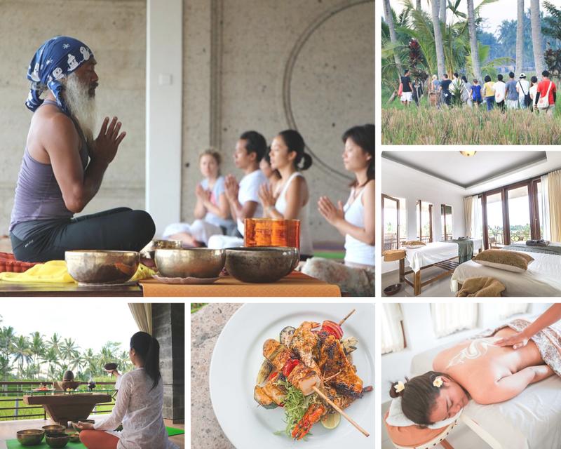 yoga meditation bali