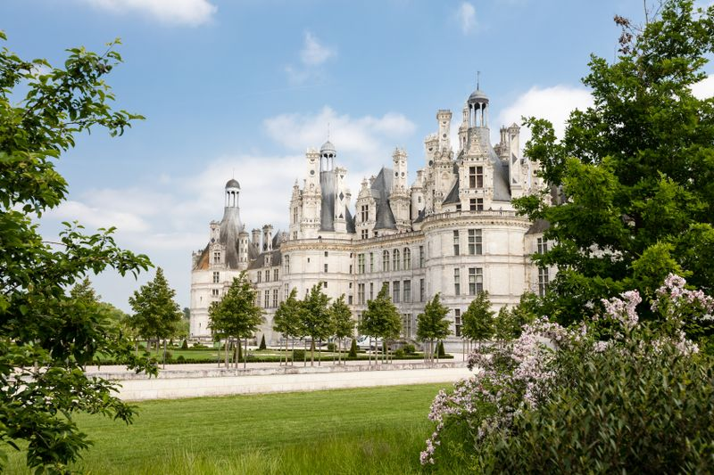chateau-chambord-france