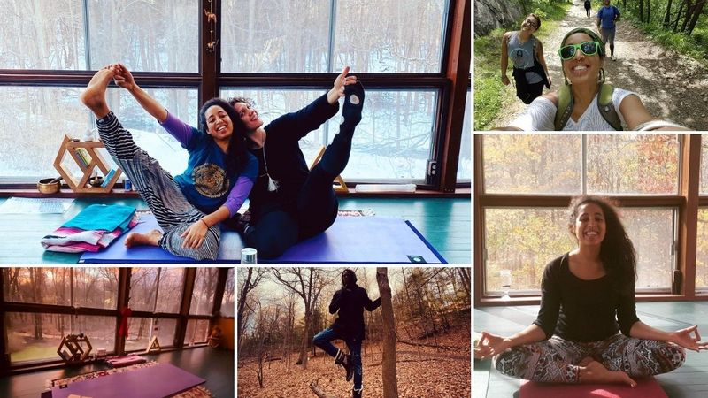 5 Day Private Women's Five Elements Healing Yoga Retreat in Dutchess County, New York