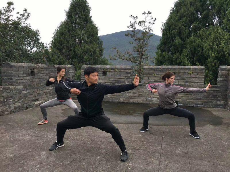 group qigong practice