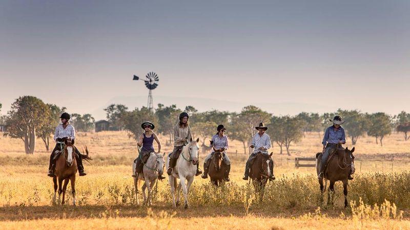 Western Australia horse riding