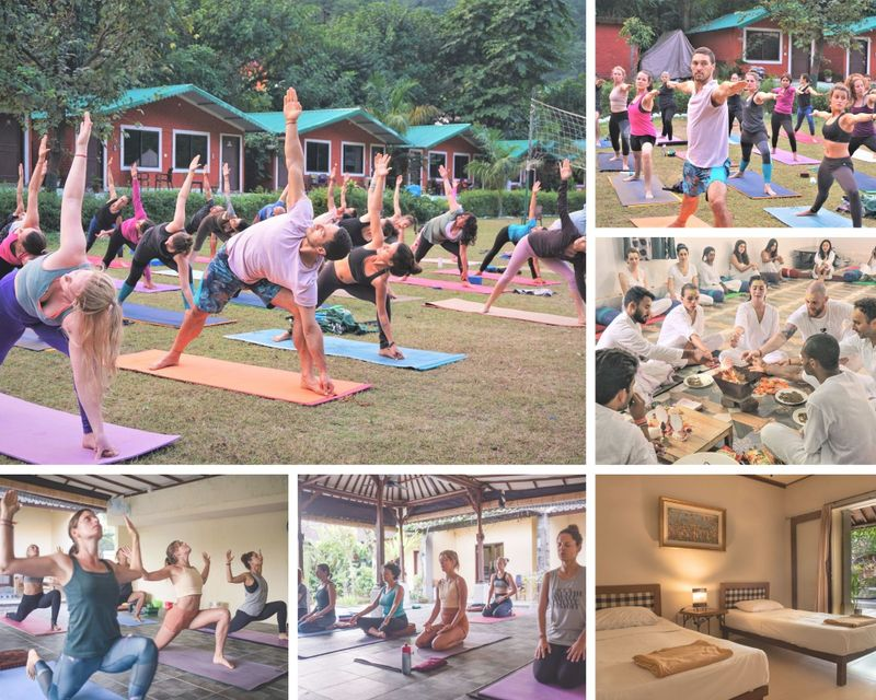 200-Hour Multi Style Yoga Teacher Training in Ubud, Bali, Indonesia