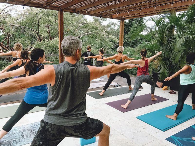 yoga retreat Mexico