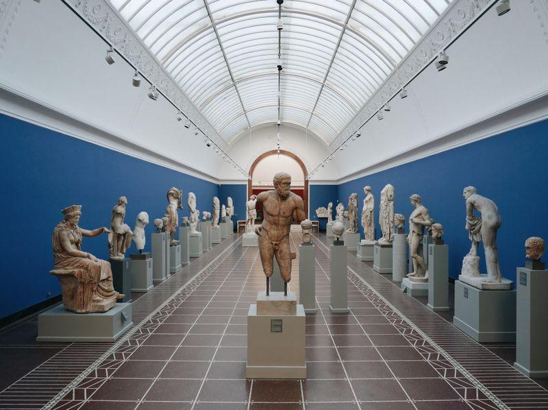 a European museum