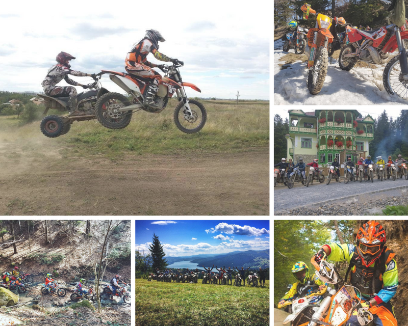 Motorcycle Tour in Romania