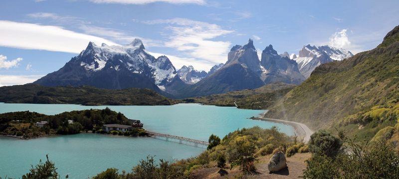 meditation retreat in patagonia
