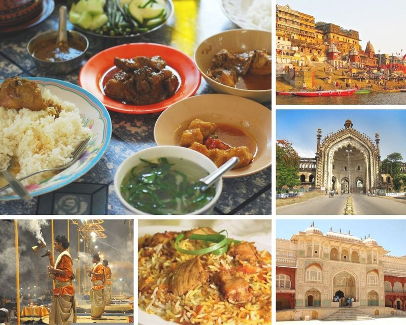 culture and culinary tour in india