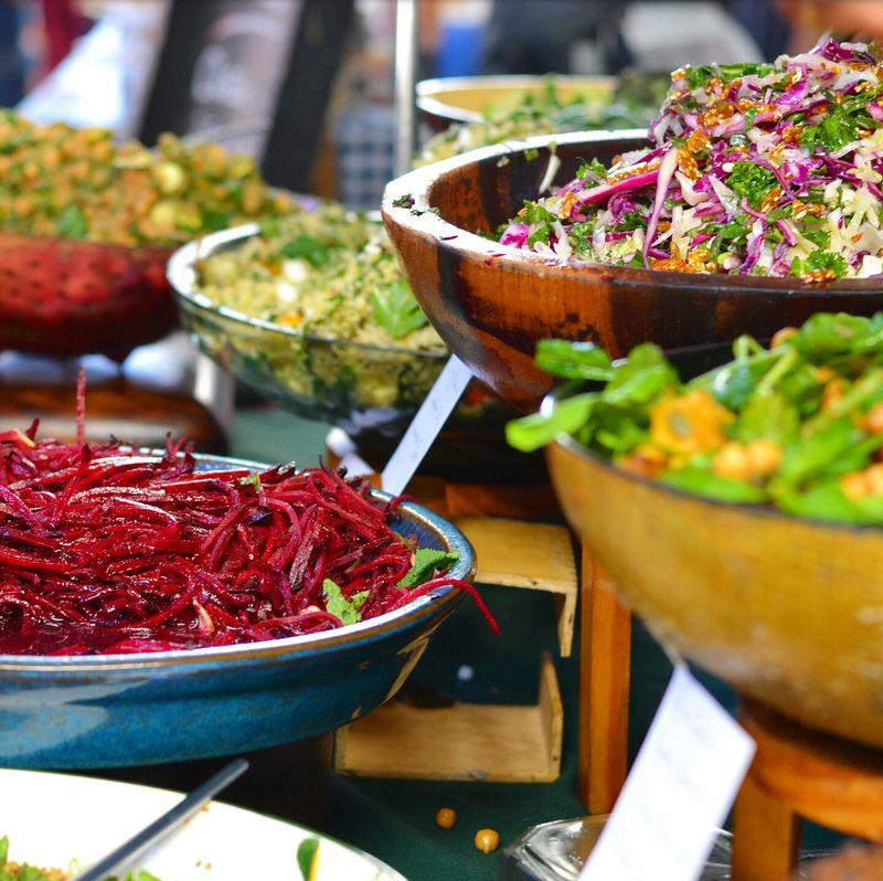 salads detox