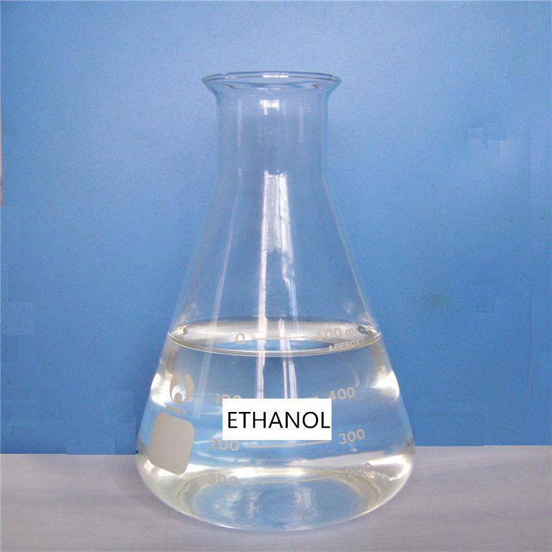 ethanol is toxic
