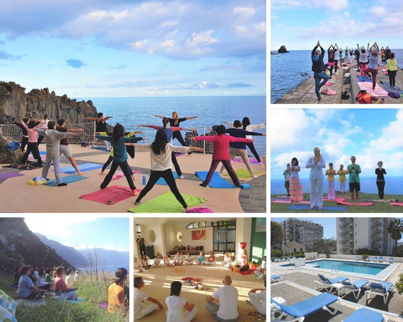 21 Days TTC 200-Hour Integral Yoga Teacher Training in Madeira, Portugal