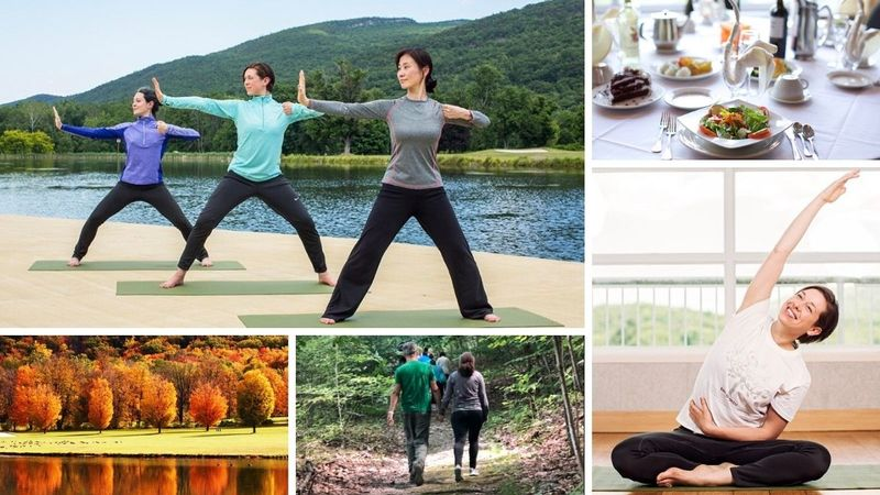 3 Day Catskills 'Relax & Refresh' Retreat in Ellenville, Upstate New York