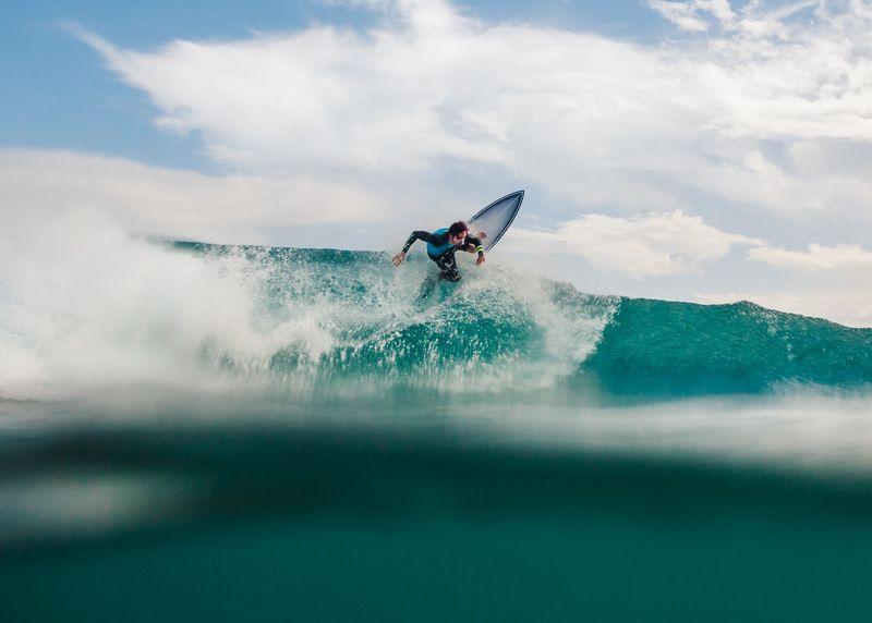 surfing-turns