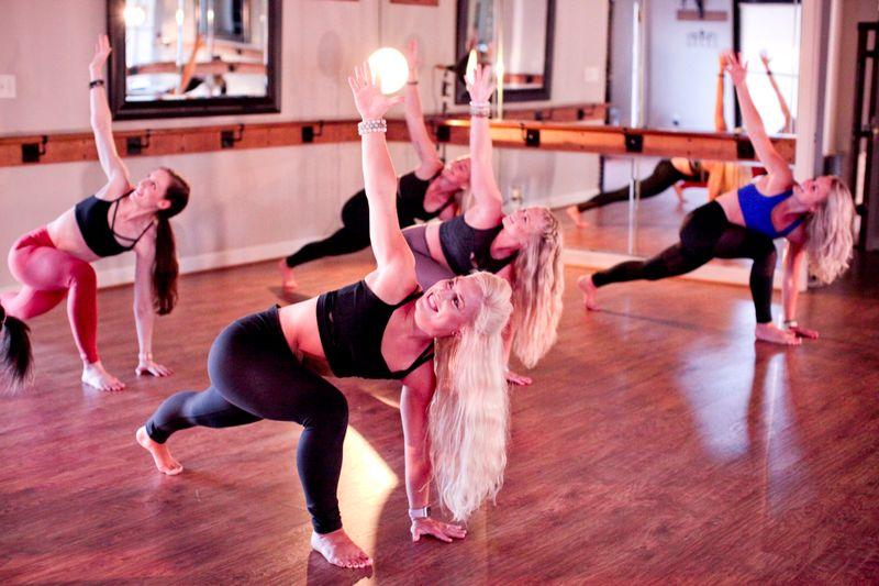 novo fitness studio buti yoga