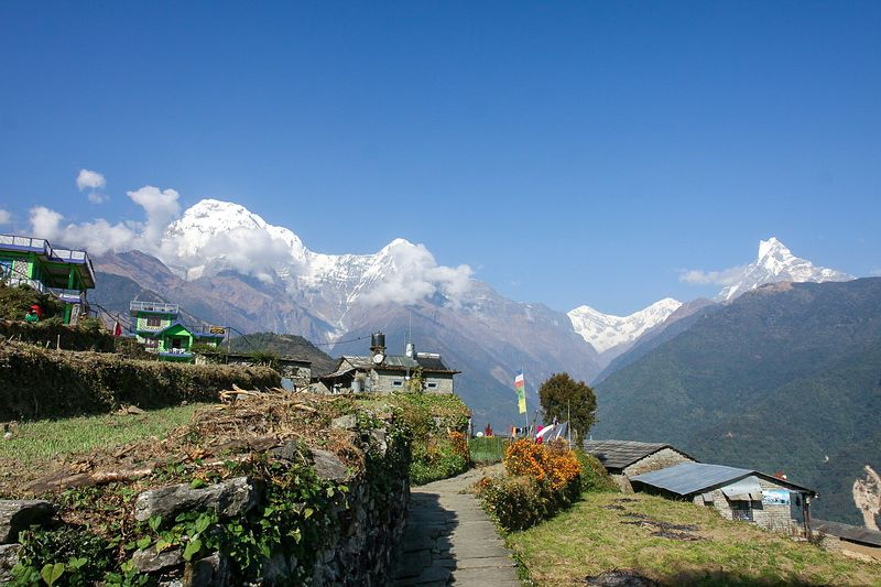 nepal travel for yoga